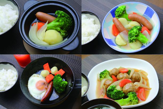 似たような料理