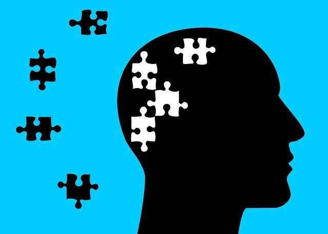 脳損傷のイメージ