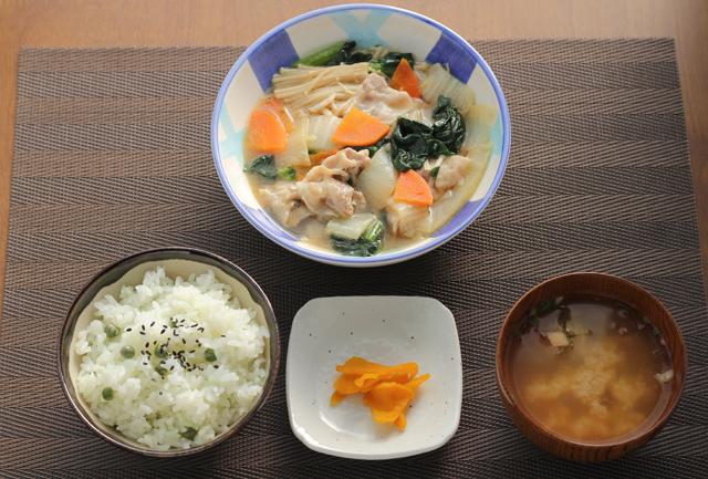 豚バラと白菜のくたくた煮