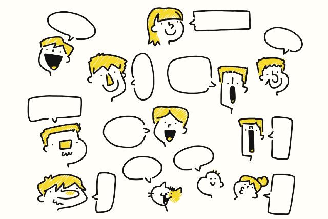 個性のイメージ