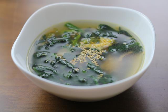 肉団子入り野菜スープ