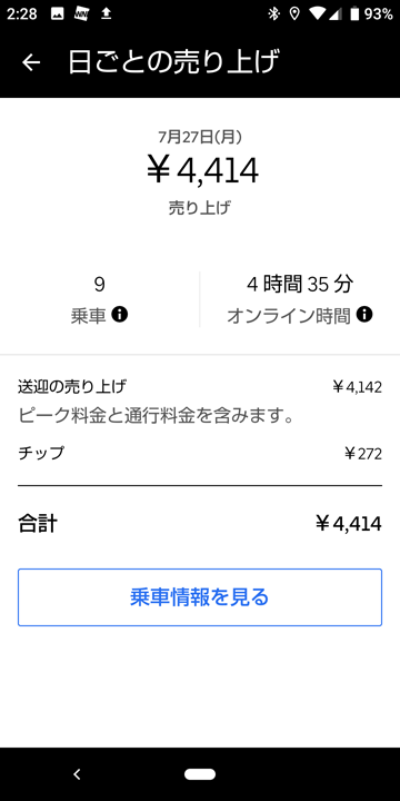 20200727UberEats日報