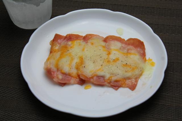 チーズベーコン