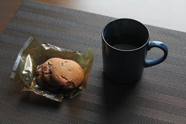 クッキー&コーヒー