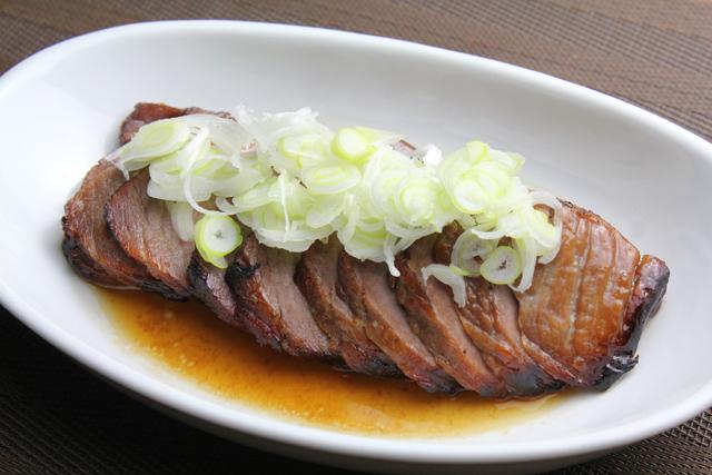 オツマミ焼豚