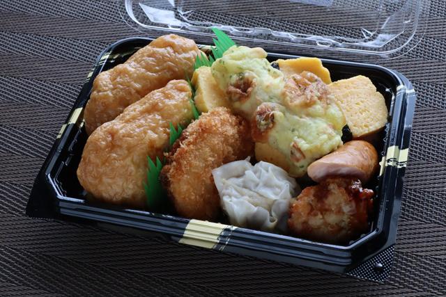いなり寿司と卵寿司